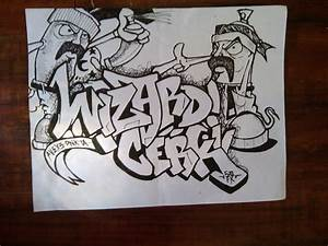 graffiti stickers collabs by wizard1labels on DeviantArt