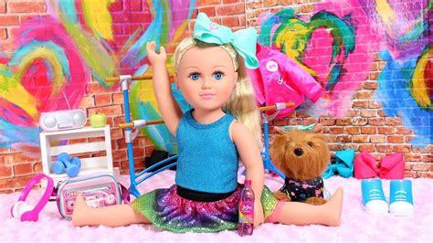 baby doll dress    jojo siwa doll bowbow youtube