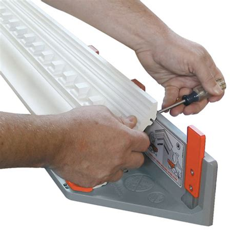 Crown Molding Jig by Bench 10 027 Polymer Crown Cut Crown Molding Cutting