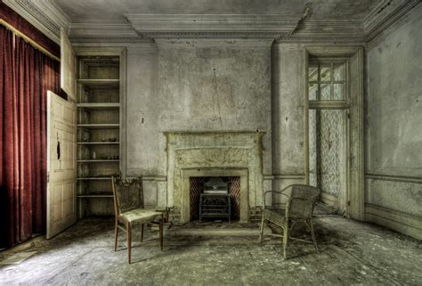 interior design ideas for mobile homes abandoned chairs fireplace room