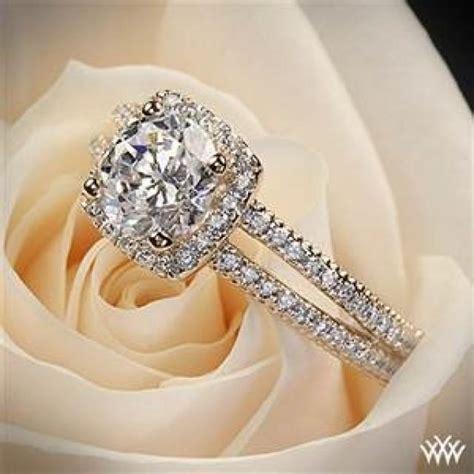 20k Rose Gold Verragio Split Shank Pave Diamond Engagement. Ladies Anklets Shop Online. Swarovski Crystal Necklace. Pointer Rings. Emrald Gemstone