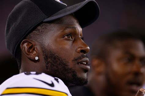 ANTONIO BROWN UNLEASHES TIRADE ON TWITTER AGAINST FANS ...