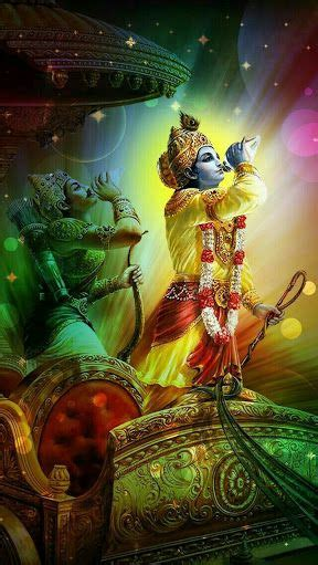 image result  angry lord krishna  sudarshan chakra