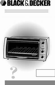 Black  U0026 Decker Convection Oven Cto9000 User Guide