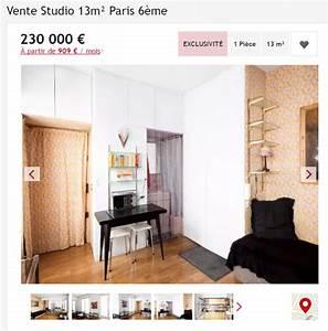 locatif paris finest logement paris impose un matricule With prix location chambre de bonne paris