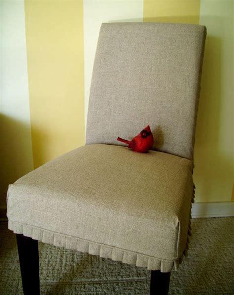 white linen parson chair slipcovers slipcover parson chair slipover with knife pleats linen