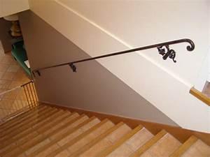 Main Courante Escalier Intérieur : ferronnerie d 39 art rocle rampes d 39 escalier ~ Edinachiropracticcenter.com Idées de Décoration