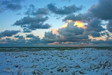 Baltijas jūra ziemā - Baltijas jūra - redzet.eu