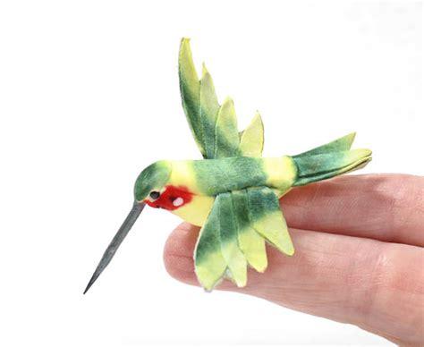 2 1 2 quot artificial hummingbirds box of 12 birds
