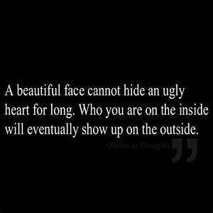 Pretty Outside ... Outside Beauty Quotes