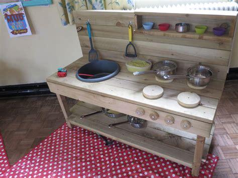pans pots kitchen mud way