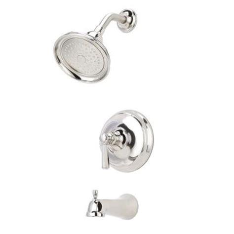 Kohler Bancroft Faucet by Kohler Bancroft 1 Handle Pressure Balancing Tub And Shower