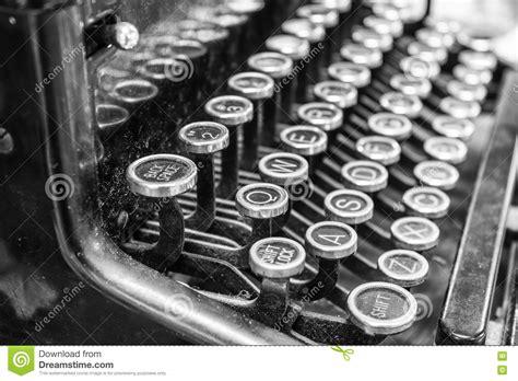 black and white vintage typewriter macro letters 8 x 12 antique typewriter an antique typewriter showing 44059