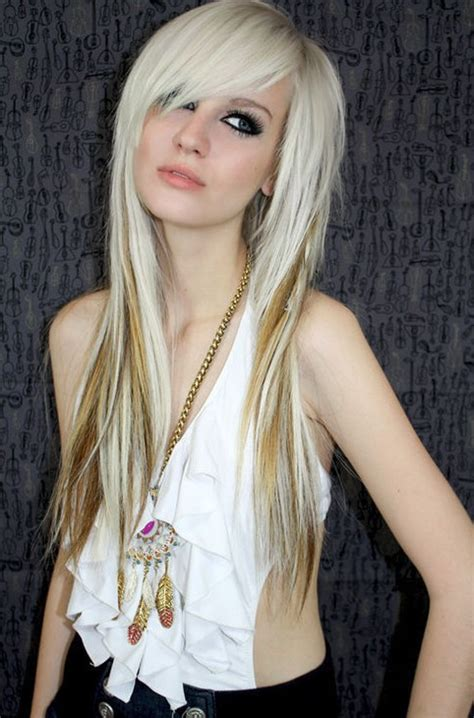 long hairstyles for girls emo hairstyles beautiful hairstyles