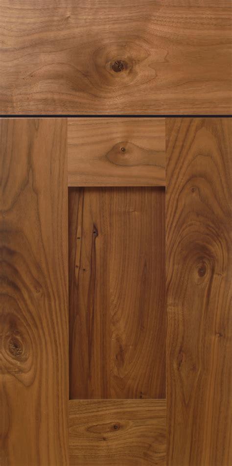 rustic kitchen cabinet doors rustic walnut shaker cabinet door design with stiles and 4982