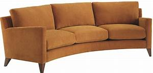 Rave Curved Sofa - GO HOME Modern Decor & Gifts