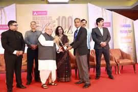 Matrix is awarded the prestigious India SME 100 Award ...