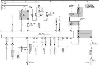 Toyota Tundra Car Service Manual Circuit Wiring Diagrams