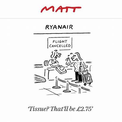 Matt Telegraph Cartoons Daily Morning