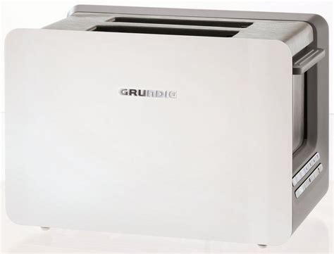 Grundig Toaster Ta 7280 W »white Sense«, Für 2 Scheiben