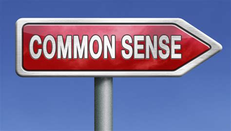 Fearless Truths Common Sense, But Not Common Practice