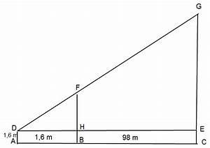 Höhe Berechnen : h he eines turmes berechnen mit hilfe eines strahlensatzes mathelounge ~ Themetempest.com Abrechnung