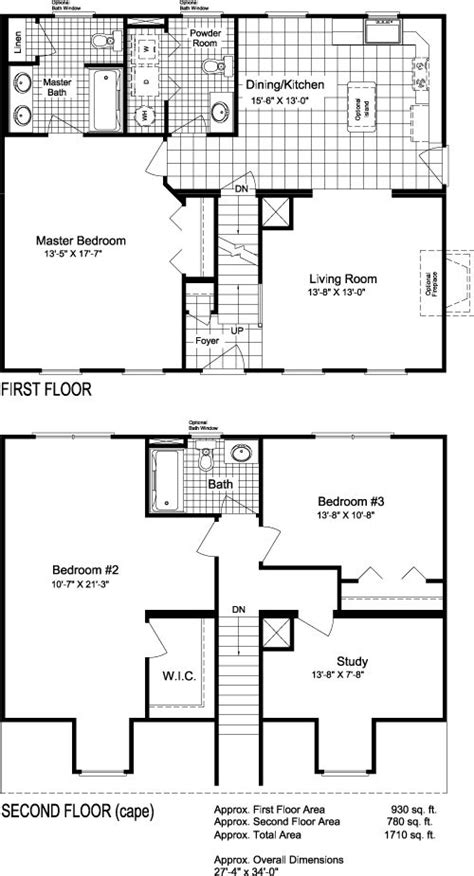 preview | floor plans in 2019 | House plans, Modular home