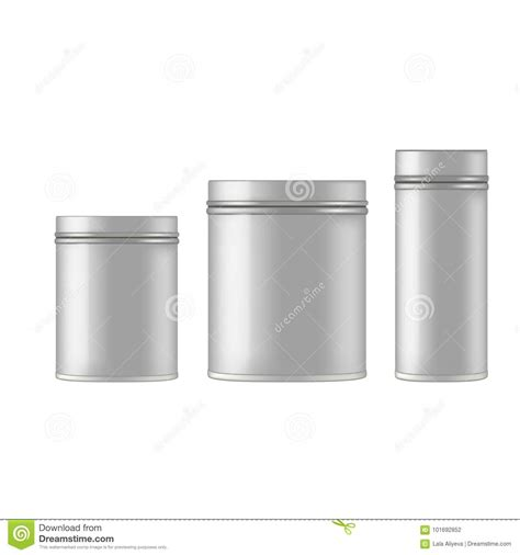 Find & download free graphic resources for cosmetic mockup. Metal Cosmetic Jar For Cream, Scrub, Gel, Powder. Vecto ...
