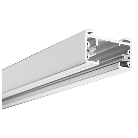 lithonia lighting lithonia lighting 8 ft white linear track lighting