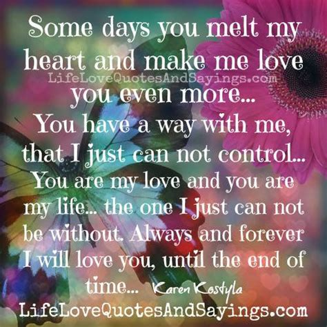 I Love You Forever Quotes Quotesgram