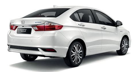 Honda City Picture by Honda City Hybrid Launched In Malaysia With 25 64 Km L Mileage