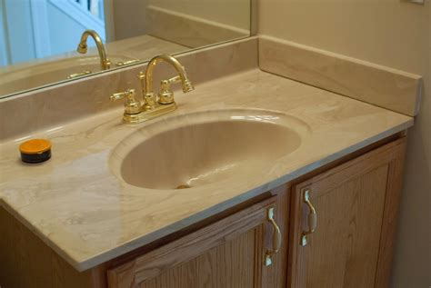 bathroom countertop with built in sink bathroom countertops with built in sinks