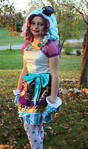 12 chose to be Madeline Hatter, daughter of the Mad Hatter ...