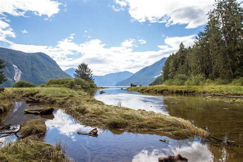 Kanada Angelreise zum Fliegenfischen Top Lachsrevier ...