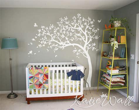 Wanddekoration Kinderzimmer by Baby Room Wall Decoration Unisex Nursery Tatto Nursery
