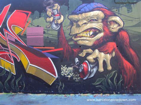 Graffiti Barcelona :  Barcelona's Graffiti Park