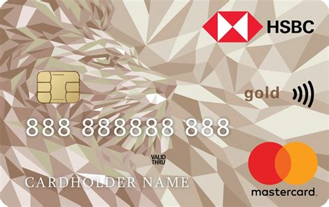 It's a simple and secure way to pay. Mastercard Gold Credit Card - HSBC AM