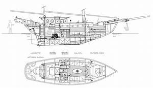 Zephyr Sailboat Plans
