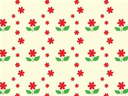 Pattern Flower Flowers Vector Seamless Freevector Floral