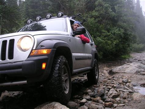 keiths  liberty  revtek suspension lift goodyear mt