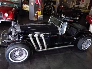 Kilometrage Voiture Essence : fiche voiture occasion excalibur phaeton roadster ss bvm cabriolet couleur noir energie ~ Medecine-chirurgie-esthetiques.com Avis de Voitures
