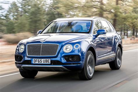 Bentley Bentayga Review 2018 First Drive Motoring Research