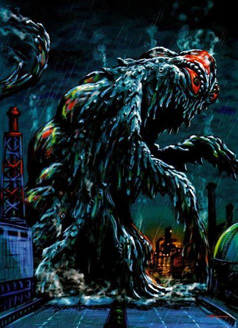 dr thedas crypt hedora  smog monster