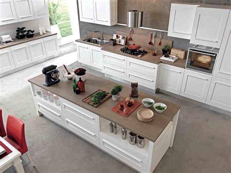 ilot central pour cuisine 107 idées de îlot central de cuisine fonctionnel et convivial