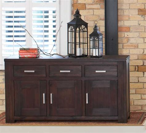 rustic heirloom buffet by furniture from harvey