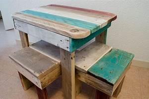 Table En Bois Enfant : tables pour enfants en bois la vie du bois bordeaux ~ Teatrodelosmanantiales.com Idées de Décoration