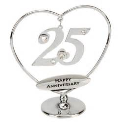 25 wedding anniversary gift ideas top 10 25th wedding anniversary gift ideas for parents 2017