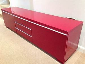 Buffet Metal Ikea : 15 inspirations of ikea red sideboards ~ Teatrodelosmanantiales.com Idées de Décoration