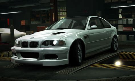 Bmw M3 Gtr (street) At The Need For Speed Wiki