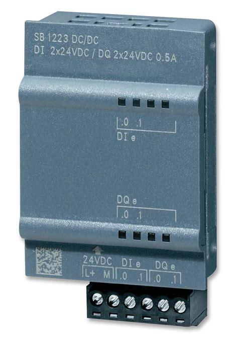 es ha xb siemens board signal analog farnell